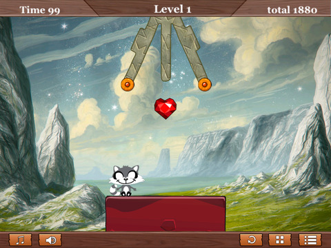 A Diamond Dangle Rope Animal Games For Free Saga screenshot 7