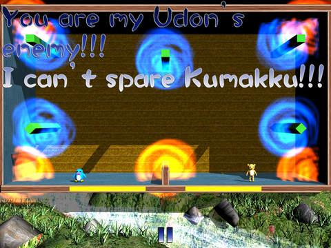 I can't spare Kumakku! screenshot 10
