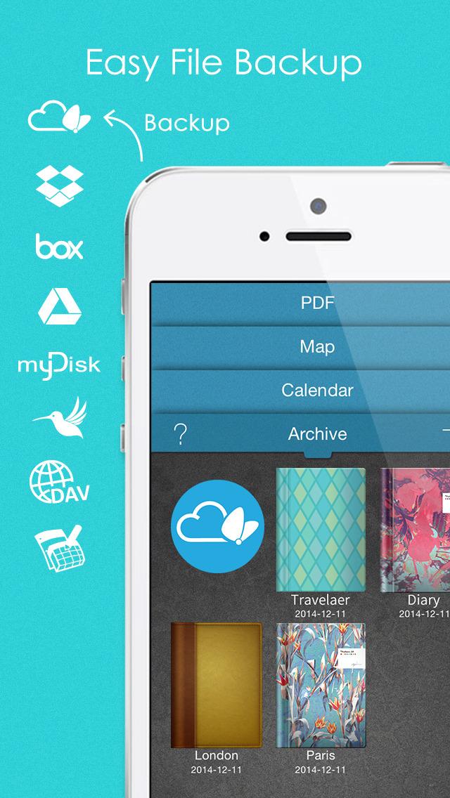 NoteLedge Premium - Take Notes, Memo, Audio and Video Recording screenshot 5