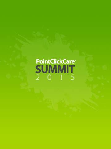 PointClickCare Summit 2015 screenshot 3