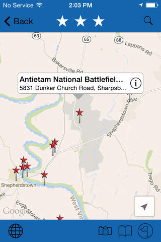Maryland Civil War Trails - náhled