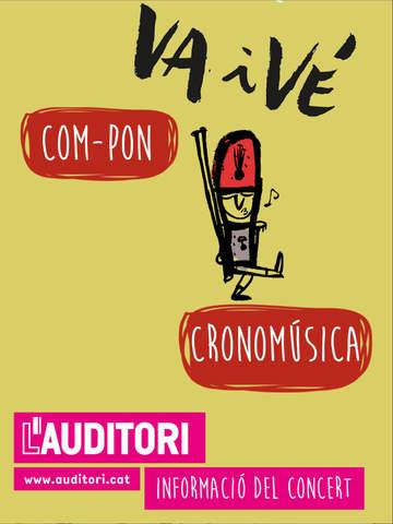 L'Auditori. Concert VaiVé - náhled