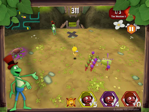 Maya The Bee: The Ant's Quest screenshot 7