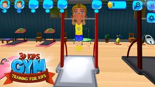 3D Kids Gym Training for kids screenshot 5