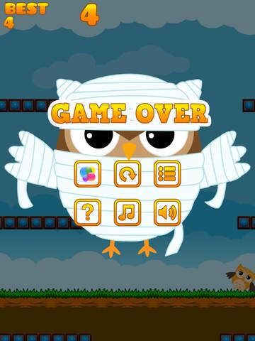 Fly Owl - Up Up Up screenshot 10