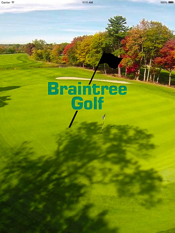 Braintree Municipal Golf screenshot 6