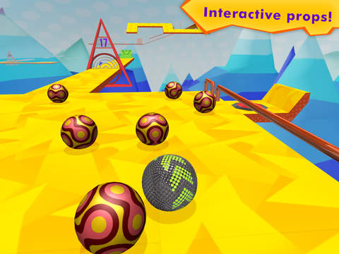 Iron Ball Ride screenshot 7