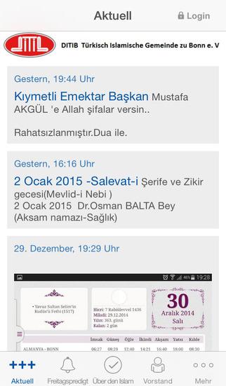 Ditib Zentralmoschee Bonn screenshot 1
