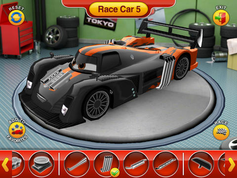 Cars 2 World Grand Prix Read and Race screenshot 9
