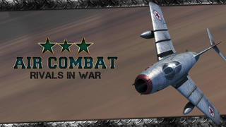 Air Combat Rivals In War HD - Full Version screenshot 1
