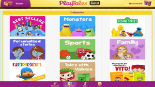 PlayTales Gold! Kids' Books screenshot 2