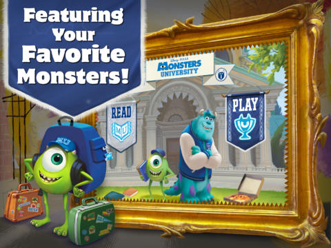 Monsters University Storybook Deluxe image #1