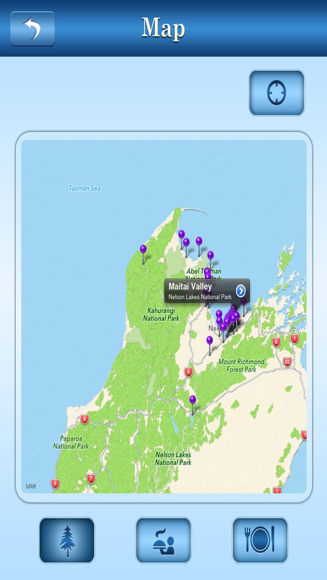 Nelson Lakes National Park screenshot 4