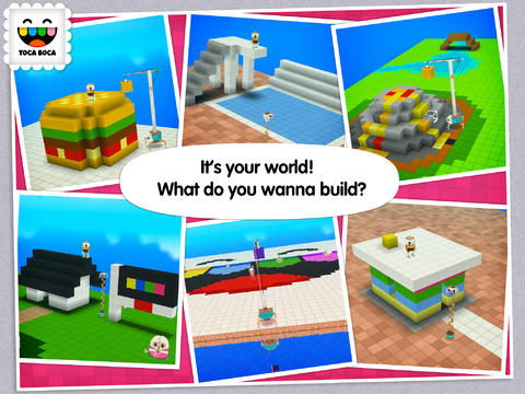 Toca Builders screenshot 10