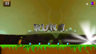 A Baby Turtle Crazy Run Free screenshot 2