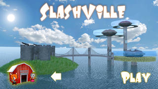 SlashVille screenshot 1
