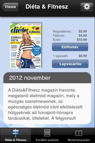 Diéta & Fitnesz - náhled