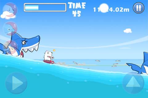 Cool Surfers 1 :Penguin Run 4 Finding Marine Subwa - náhled