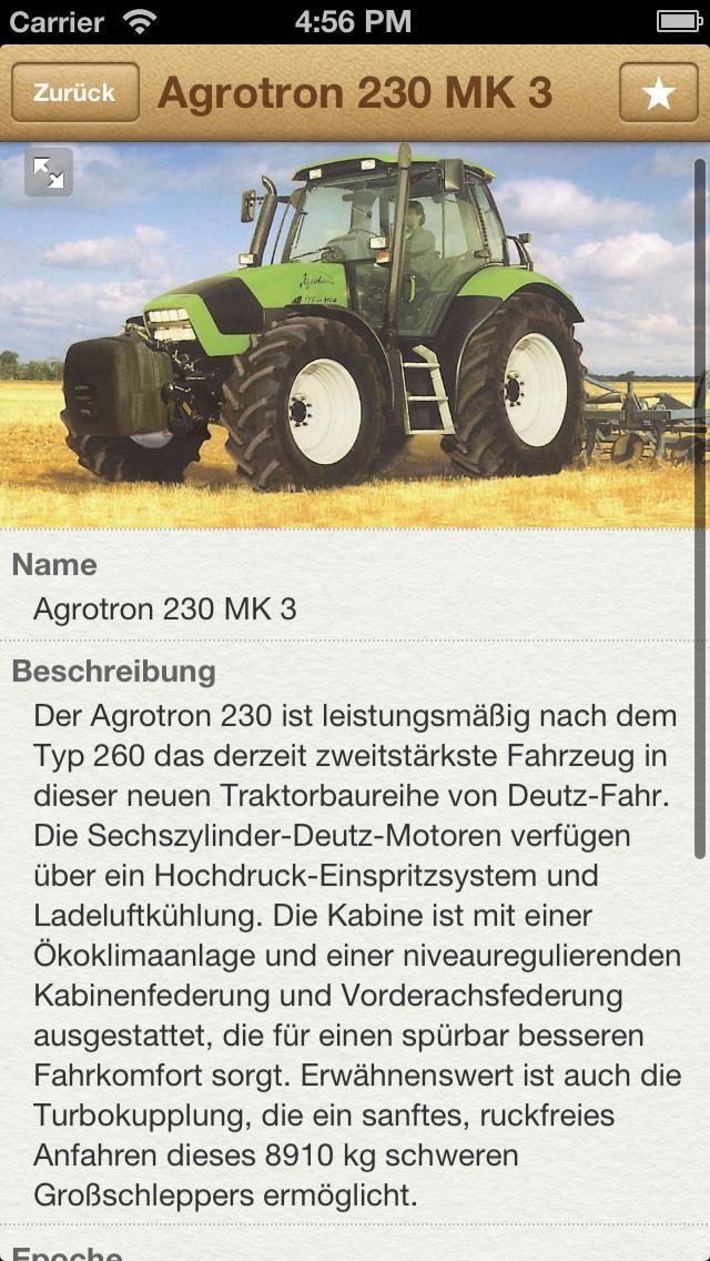 1000 Traktoren aus aller Welt screenshot 2