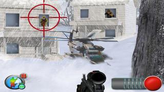 Arctic Assault (17+) : Sniper vs Sniper screenshot 2