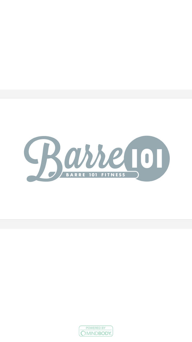 Barre 101 Fitness screenshot #1