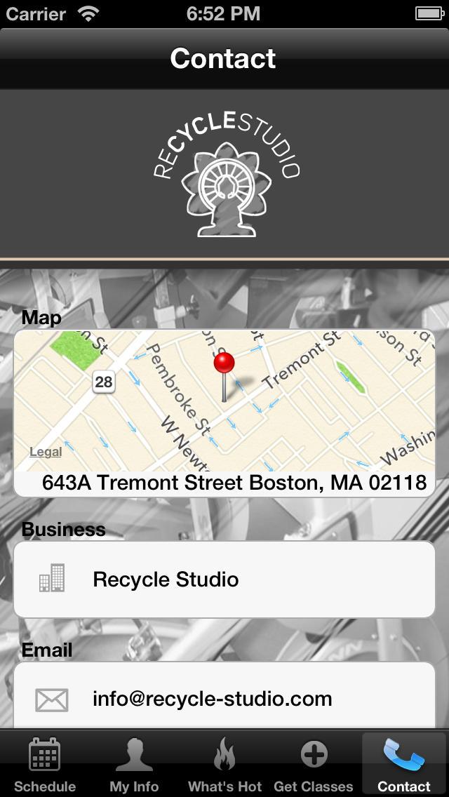 Recycle Studio screenshot #4