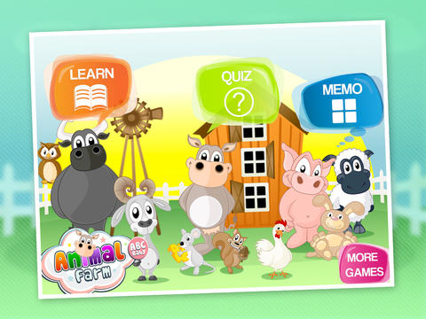 Animal Farm - 3 In 1 Interactive Playground For Preschool Kids - Learn Names And Sounds Of Farm Animals By Abc Baby screenshot 7