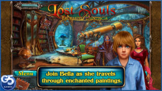 Lost Souls: Enchanted Paintings (Full) screenshot 1