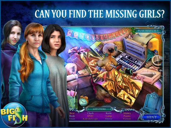 Mystery Tales: Her Own Eyes HD - A Hidden Object Mystery screenshot 2