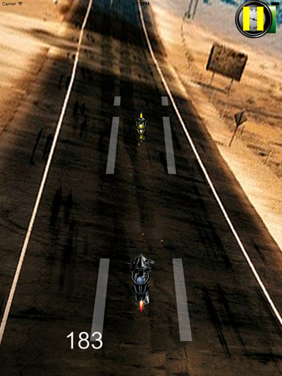 Dangerous And Fast Driving Of Motorcycle Pro -Game screenshot 7