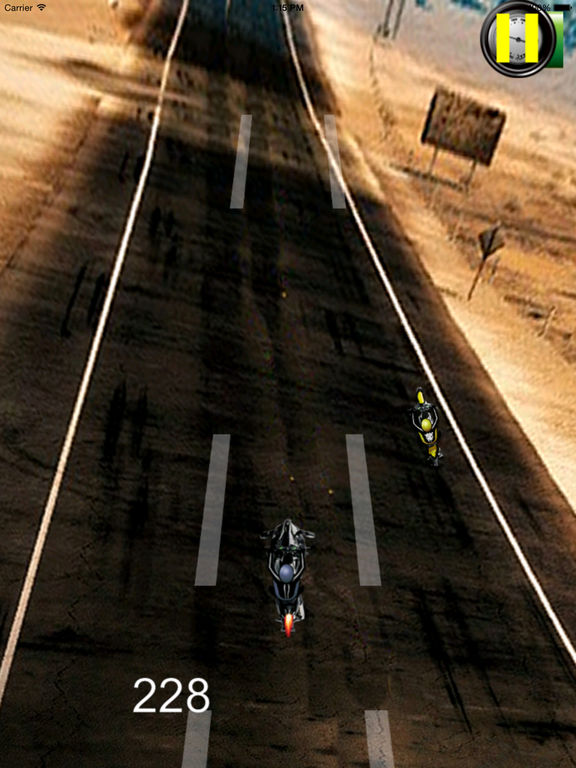 A Speed Traffic Pilot - Top Motorcycle Racing Games screenshot 10