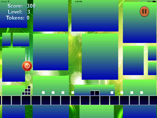Neon Jump Geometry - Temple Of Ball And Block screenshot 7