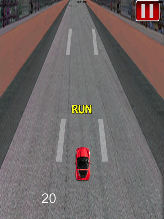 A Explosive Car Race - Speed Limit Game screenshot 8