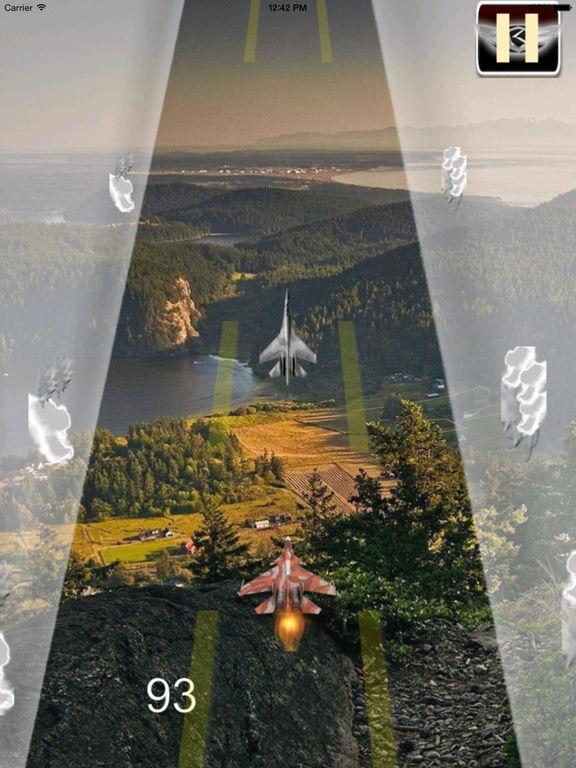 A Spectacular Speed Aircraft Pro - Amazing F18 Aircraft Simulator Game screenshot 10