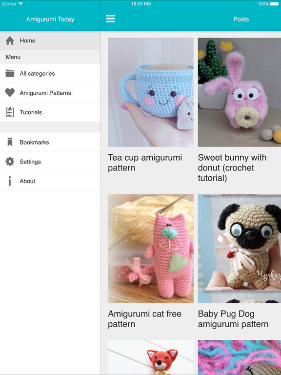 Amigurumi Today - Free amigurumi patterns and amigurumi tutorials | 768x576