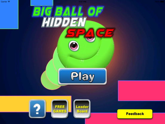 Big Ball Of Hidden Space PRO - Mysterious Game Geometry screenshot 6