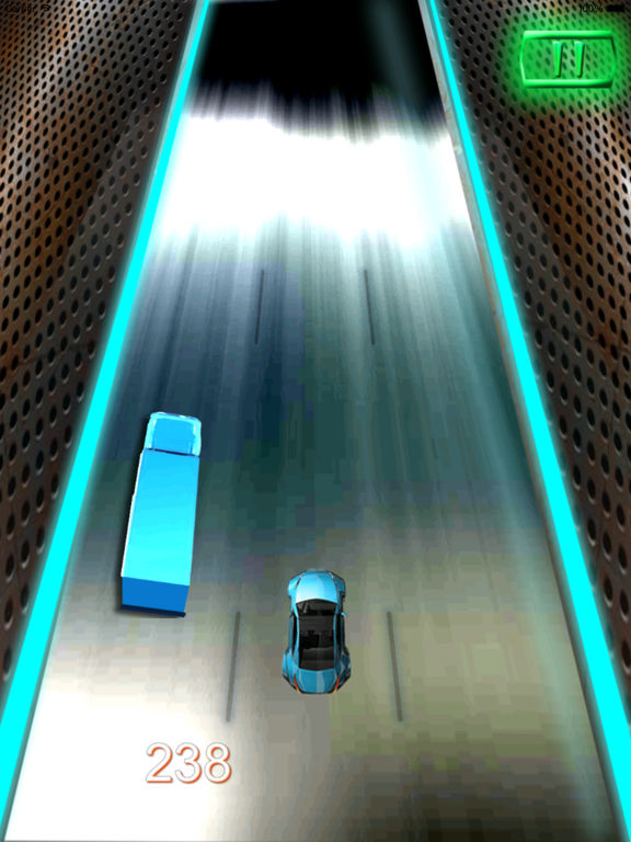 A Neon City Racing PRO - Traffic Car Driving screenshot 8