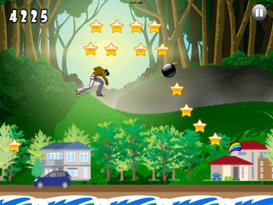 A Jump Of Fire Dash Pro - Amazing Jumps screenshot 9