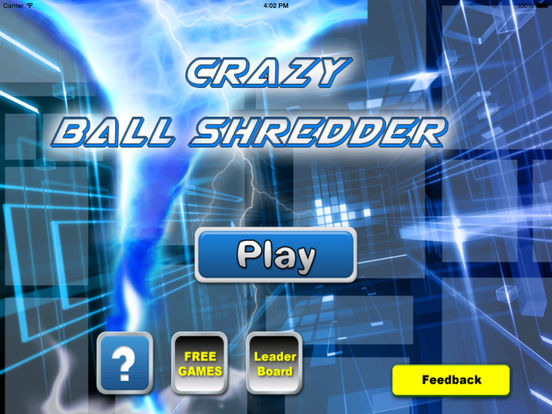 Crazy Ball Shredder - Awesome Geometry Adventure screenshot 6