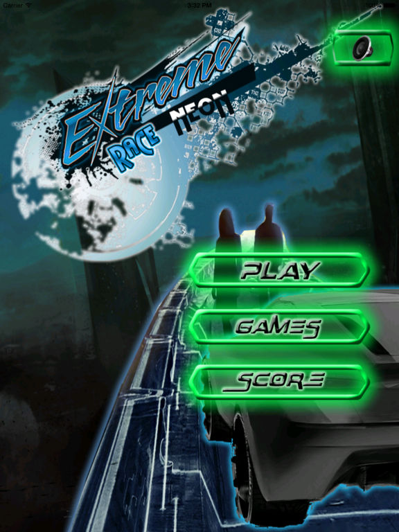 A Extreme Race Neon Pro - Amazing Speed Light Car screenshot 6