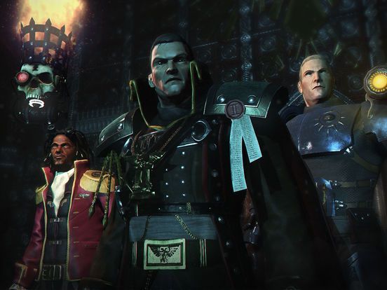 Eisenhorn: XENOS screenshot 6