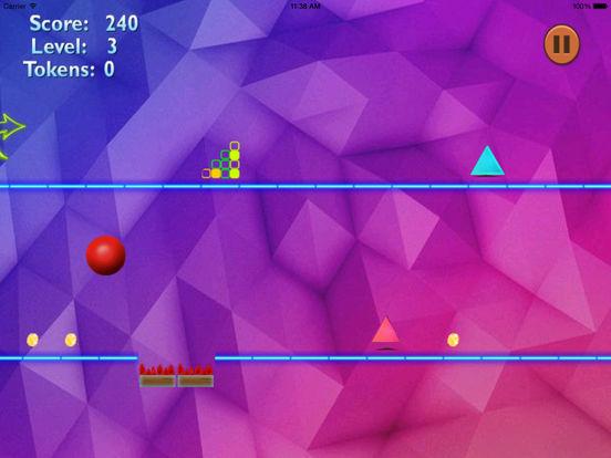 A Smart Ball PRO - A Crazy Geometry Adventure screenshot 8