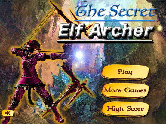 The Secret Elf Archer Pro - An Ambush Secret Elfica screenshot 6