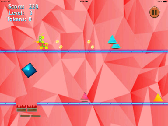 A Madness Destiny Bouncing PRO - Jump Dash Ice screenshot 8