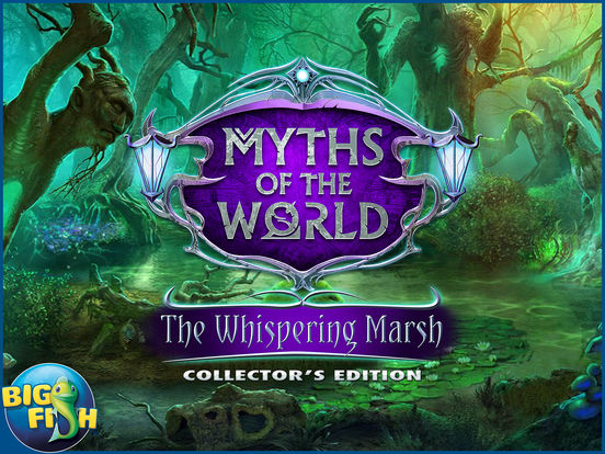 Myths of the World: The Whispering Marsh - A Mystery Hidden Object Game screenshot 10