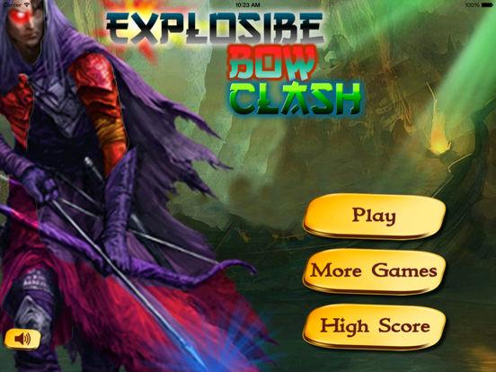 Explosibe Bow Clash PRO - A  Kings Hunter screenshot 5