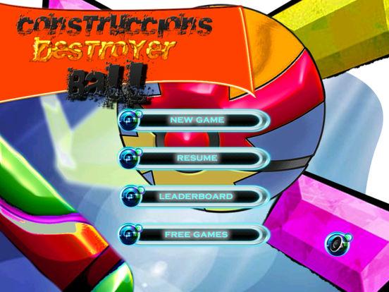 A Construccions Destroyer Ball - Monster Game screenshot 6