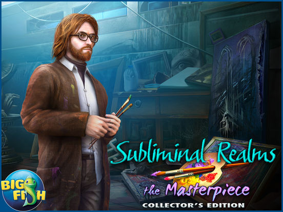 Subliminal Realms: The Masterpiece HD - A Hidden Object Mystery (Full) screenshot 5