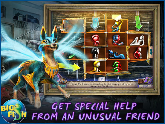 Subliminal Realms: The Masterpiece HD - A Hidden Object Mystery (Full) screenshot 3