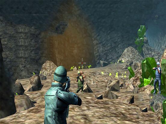 Frontline Army Battle War Mission screenshot 4